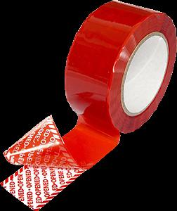 Etykiety zabezpieczające VOID